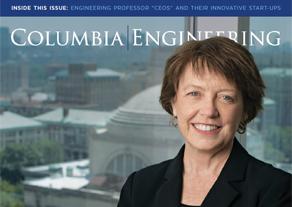 Columbia Engineering Magazine - Fall 2013