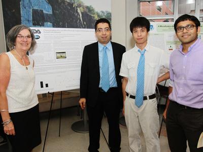 2013 Undergraduate Summer Research Symposium