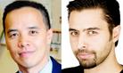 Professor Jason Nieh and PhD candidate Nicolas Viennot