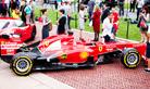 Ferrari Makes a Pit Stop at Columbia