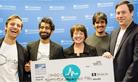 SEAS Wins Big in Venture Competition