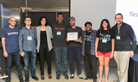 Undergraduate Researchers Honored for Advances in Biomolecular Microtubules