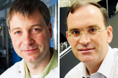 Profs. James Hone and Jeffrey Kysar