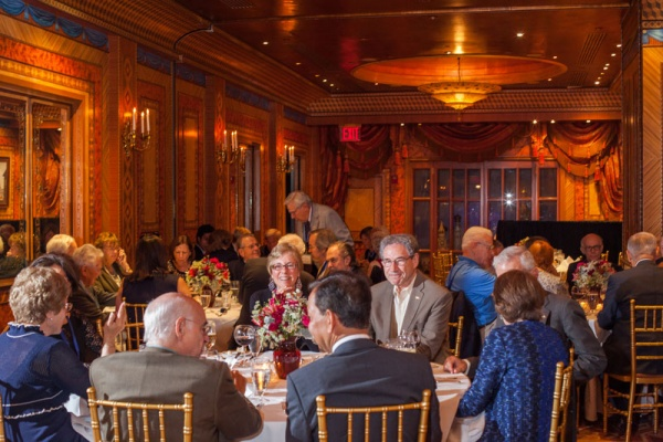 Class of 1965 and Golden Lions Dinner at the Russian Tea Room