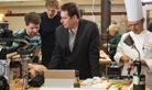 Professor Hod Lipson Serves Dinner in 3D