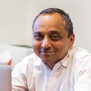 Portrait of Prof. Hardeep Johar