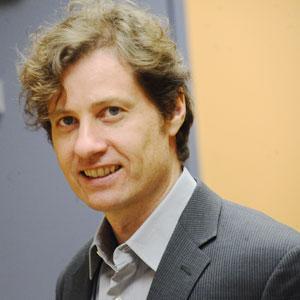 Portrait of Prof. Michael Collins