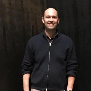 Portrait of Prof. Tim Roughgarden