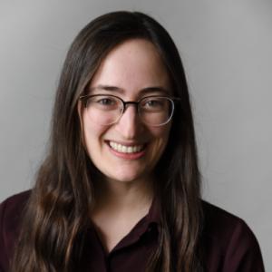 Portrait of Nicole Yarnold