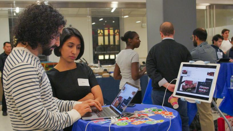 Coding Boot Camp Showcases Capstone Projects | Columbia